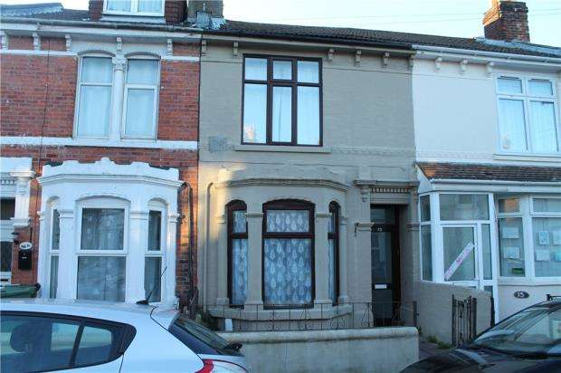 3 Bedrooms Terraced House for sale in Beresford Road, Portsmouth