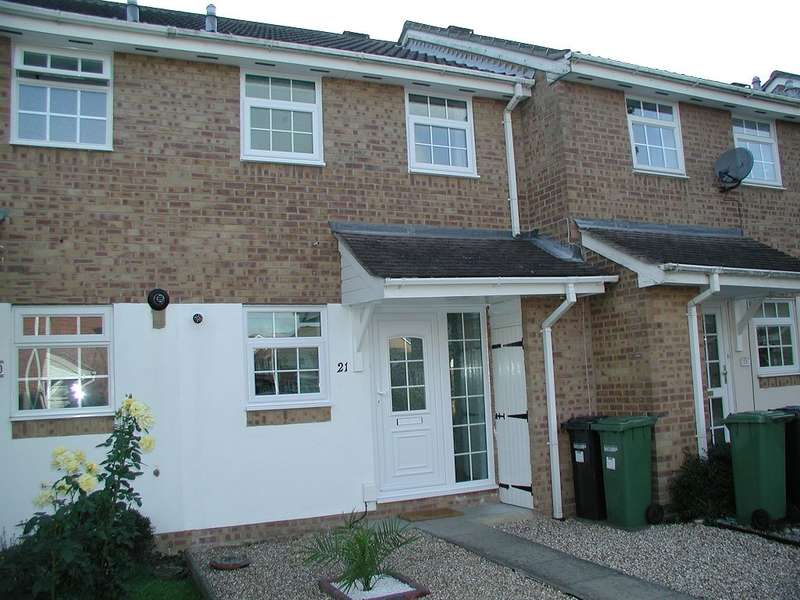 2 Bedrooms Terraced House for rent in Cudworth Mead, Hedge End