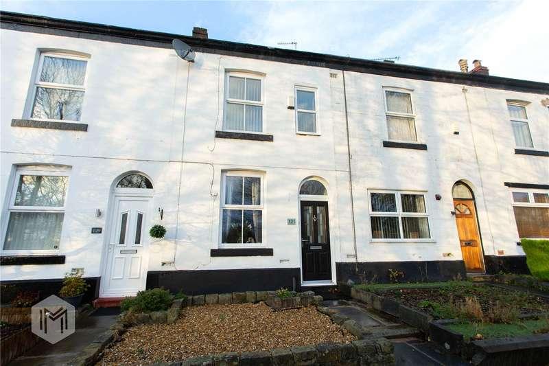 2 Bedrooms Terraced House for sale in Broad Oak Lane, Bury, BL9