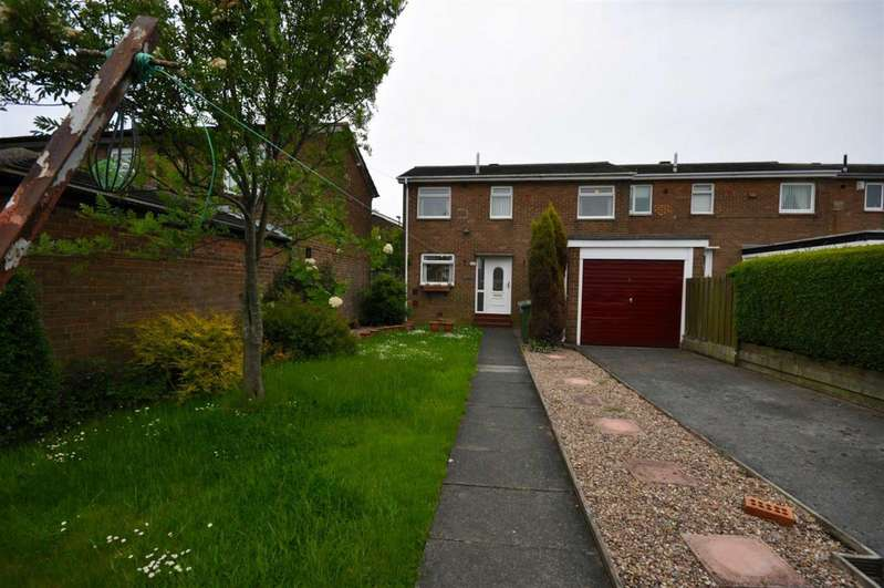 3 Bedrooms Semi Detached House for rent in Tadcaster Road, Thorney Close, Sunderland