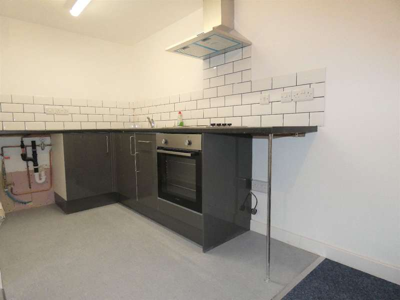 1 Bedroom Apartment Flat for rent in Flat a Lichfield Street, Stone, ST15 8NA