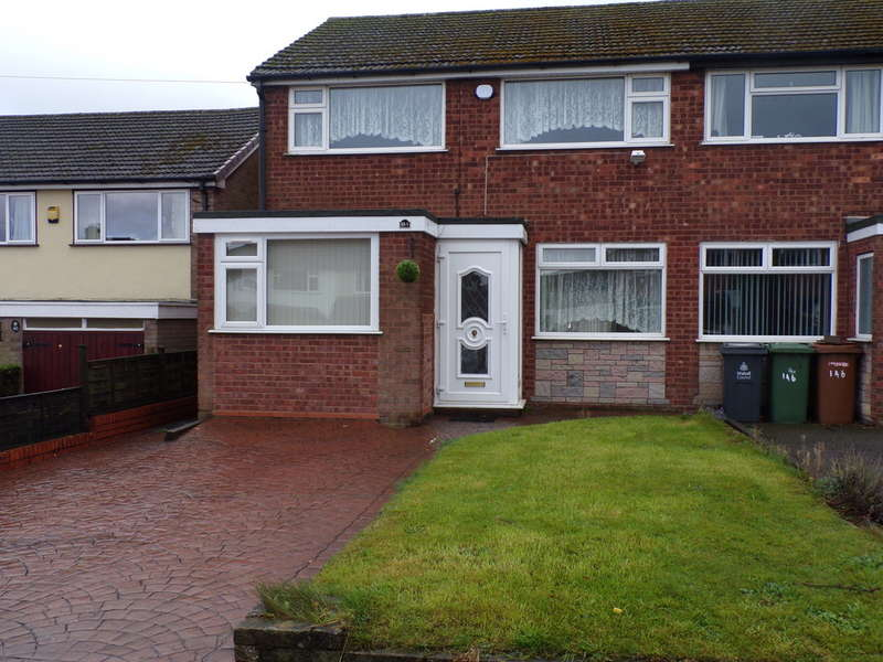 3 Bedrooms Semi Detached House for rent in Lowlands Avenue, Streetly