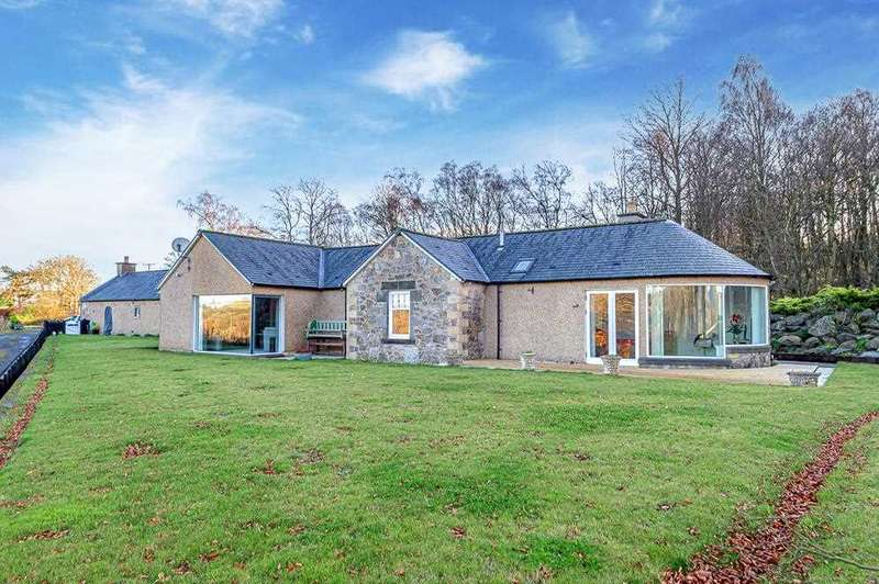 6 Bedrooms Detached House for sale in Devonshaw Cottage, Powmill