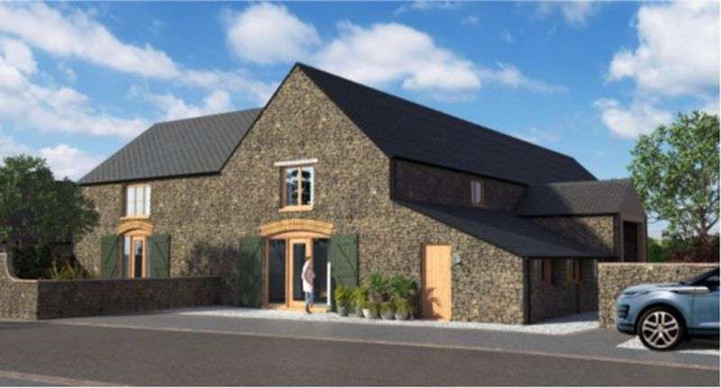 Property for sale in Residential Development Site at Rogiet, Caldicot