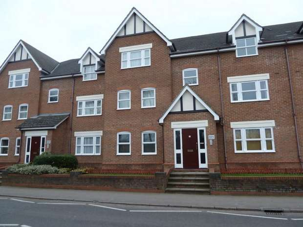 1 Bedroom Flat for rent in Park Mews, Grovebury Road, LEIGHTON BUZZARD, Bedfordshire