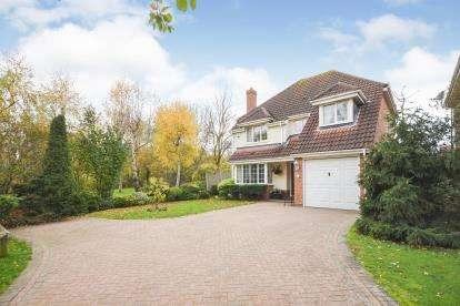 4 Bedrooms Detached House for sale in Langdon Hills, Basildon, Essex