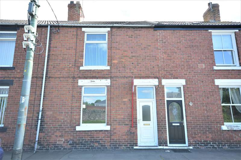 2 Bedrooms Terraced House for rent in Arnold Street, West Auckland, Bishop Auckland, DL14 9HD