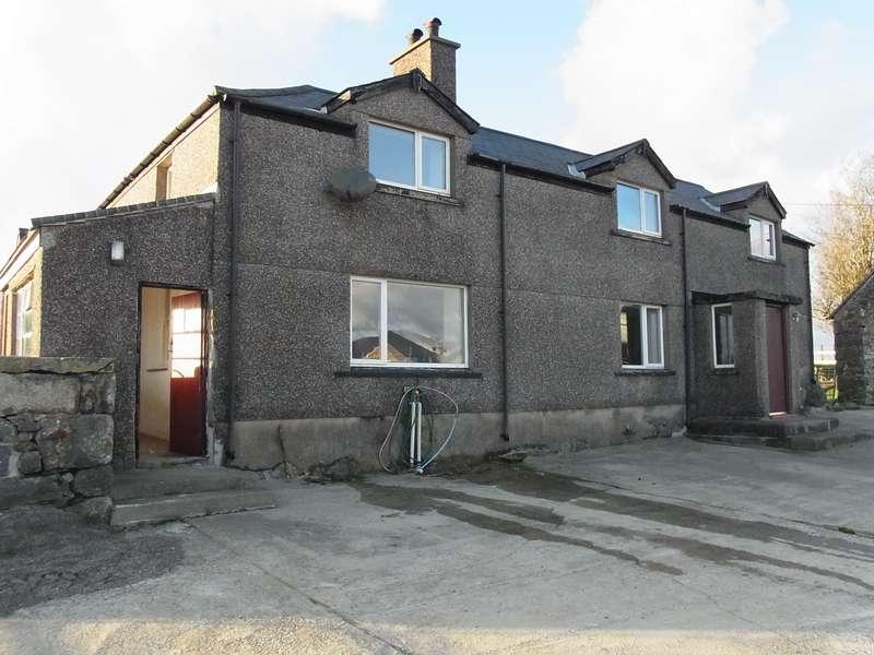 4 Bedrooms Detached House for rent in Clynnogfawr, Caernarfon, Gwynedd, LL54