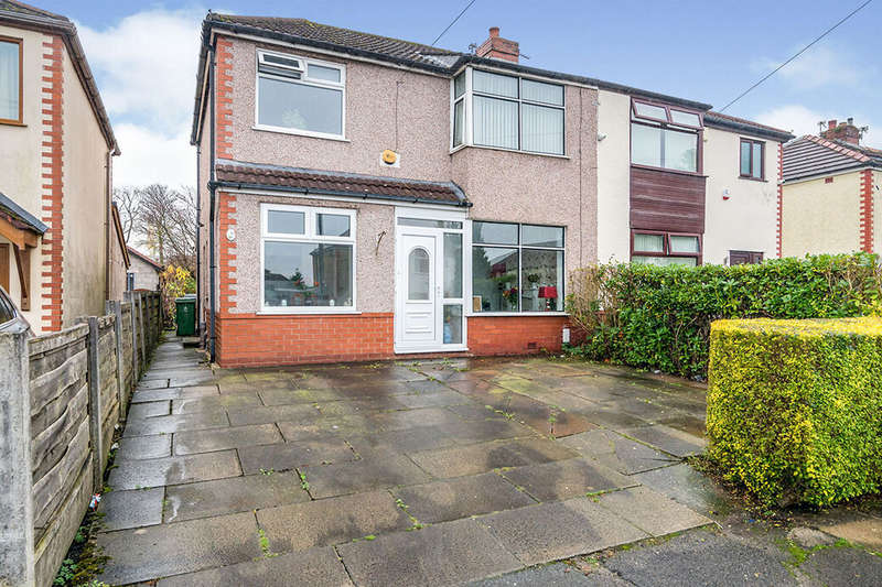 3 Bedrooms Semi Detached House for sale in Kingsland Road, Farnworth, BL4
