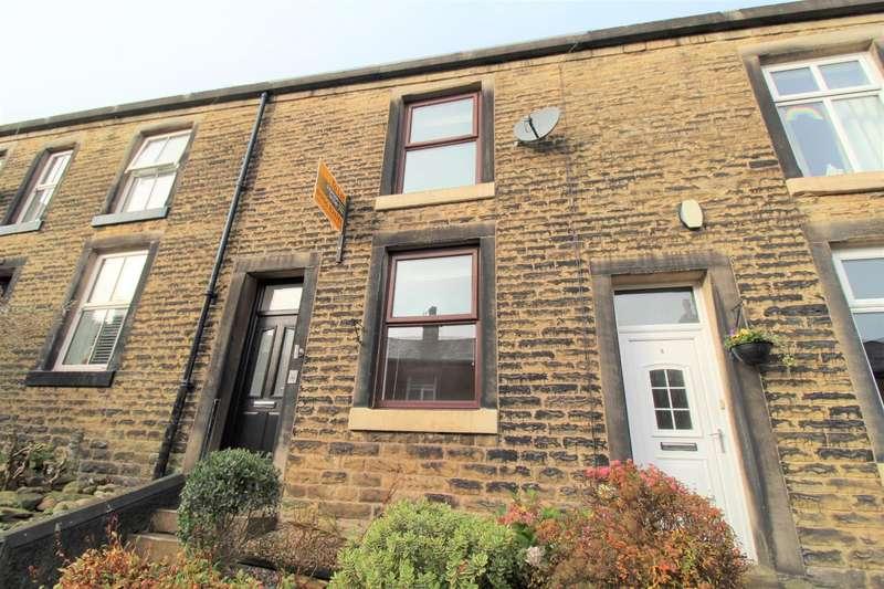 2 Bedrooms Terraced House for rent in Major Street, Ramsbottom, Bury