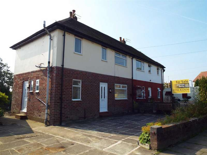 3 Bedrooms Semi Detached House for rent in Lancaster Avenue, Ramsbottom