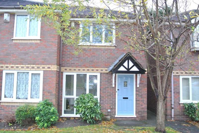 2 Bedrooms End Of Terrace House for rent in Acorn Mews, Blackpool, FY4 4FD