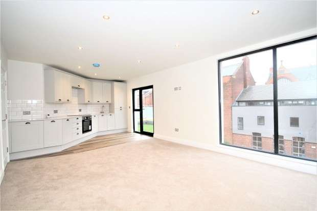 2 Bedrooms Apartment Flat for sale in 6 Winckley Square, Preston, PR1