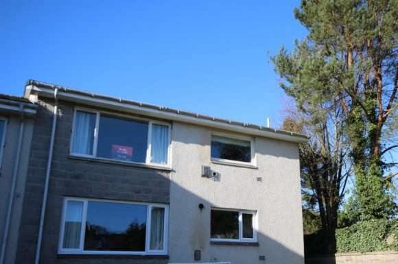 3 Bedrooms Flat for rent in Kirk Brae Court, Cults, Aberdeen, AB15