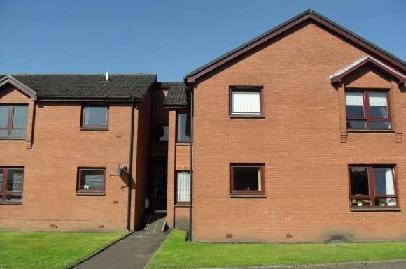2 Bedrooms Flat for rent in Blenheim Court, Glasgow, G33