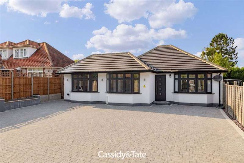 4 Bedrooms Property for sale in Watford Road, St. Albans, Hertfordshire - AL2 3JZ