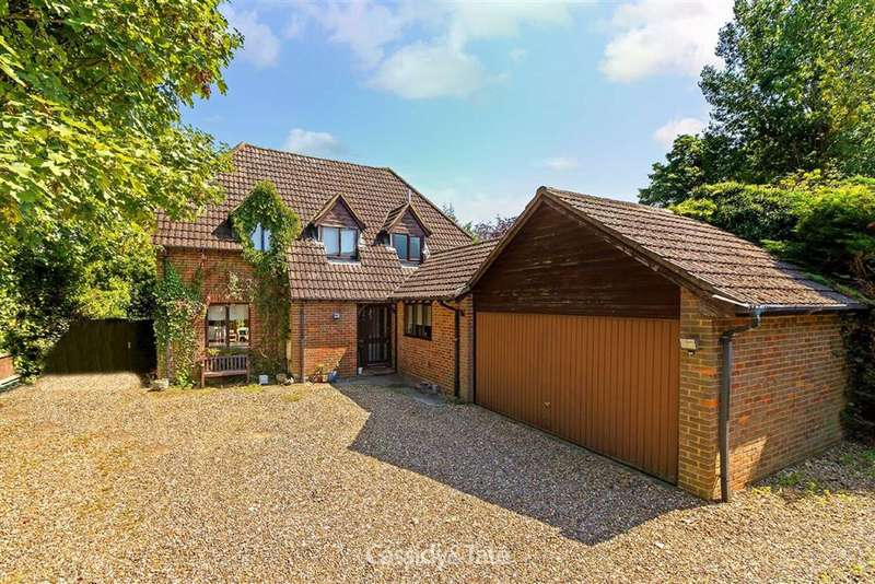 4 Bedrooms Property for sale in Frogmore, St. Albans, Hertfordshire - AL2 2JS