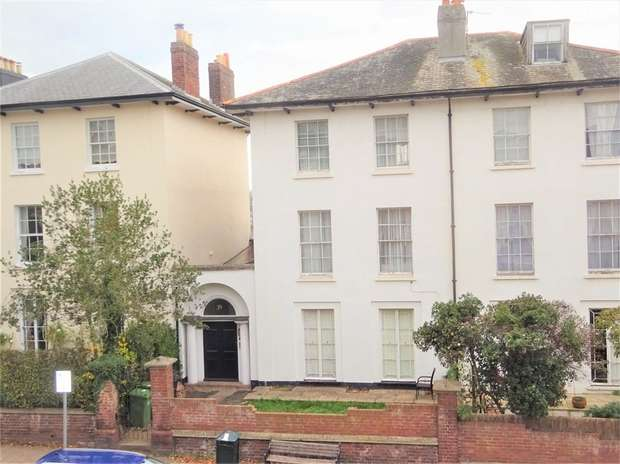 2 Bedrooms Cottage House for rent in Fore Street, Heavitree, EXETER, Devon