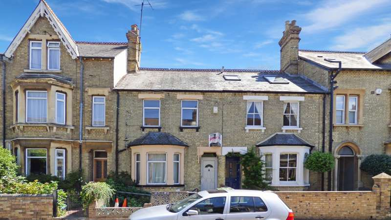 6 Bedrooms Terraced House for rent in Aston Street, Oxford