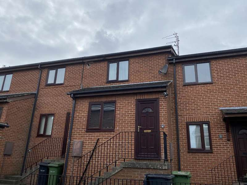 2 Bedrooms Flat for rent in Laburnum Court, Choppington, NE62 5LP