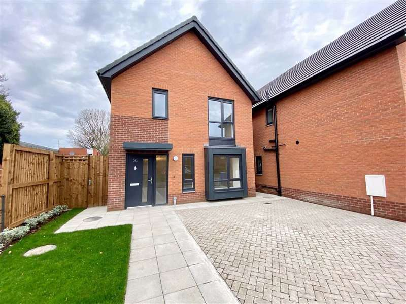 4 Bedrooms Detached House for sale in Yew Tree Lane, Manchester