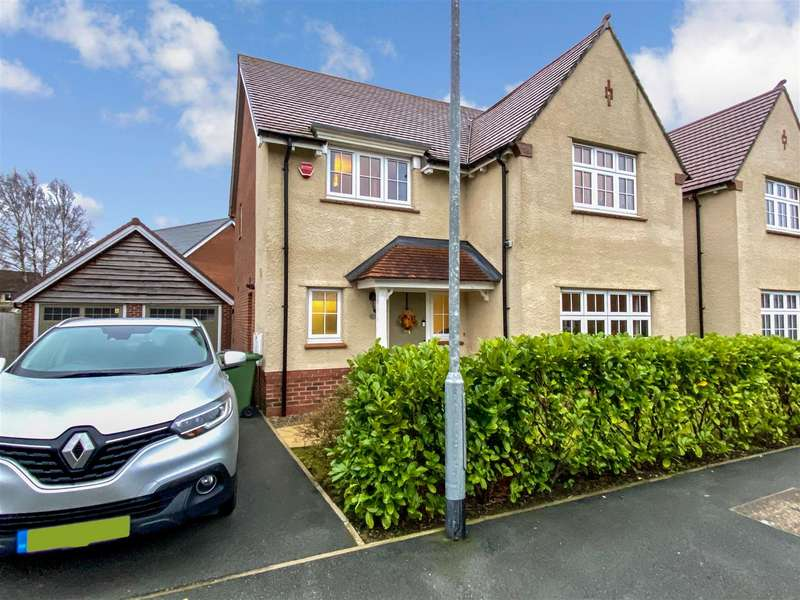 4 Bedrooms Detached House for sale in Nairn Road, Riverside View