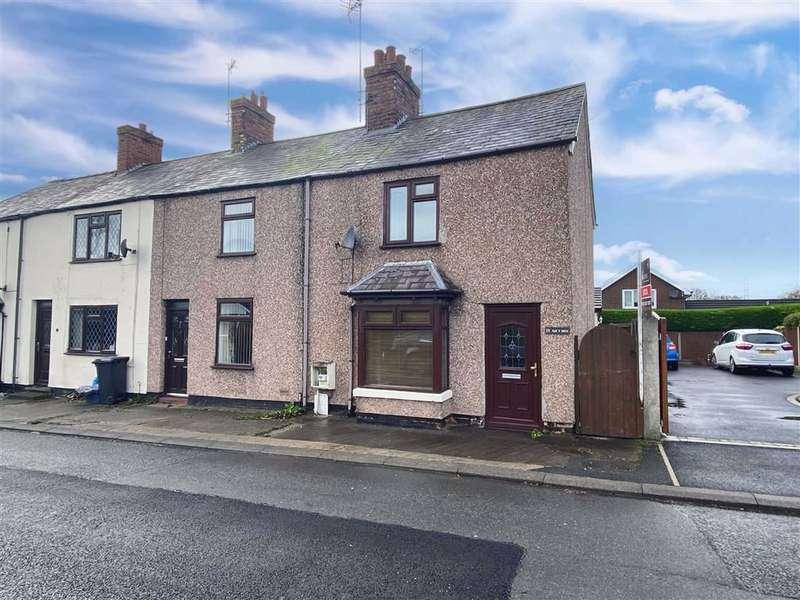 2 Bedrooms End Of Terrace House for rent in Tan Y Bryn, Mynydd Isa, Flintshire