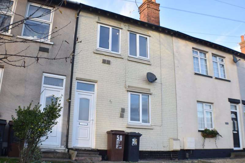 3 Bedrooms Terraced House for rent in Oakley Road, Corby, Northants, NN17 1NA