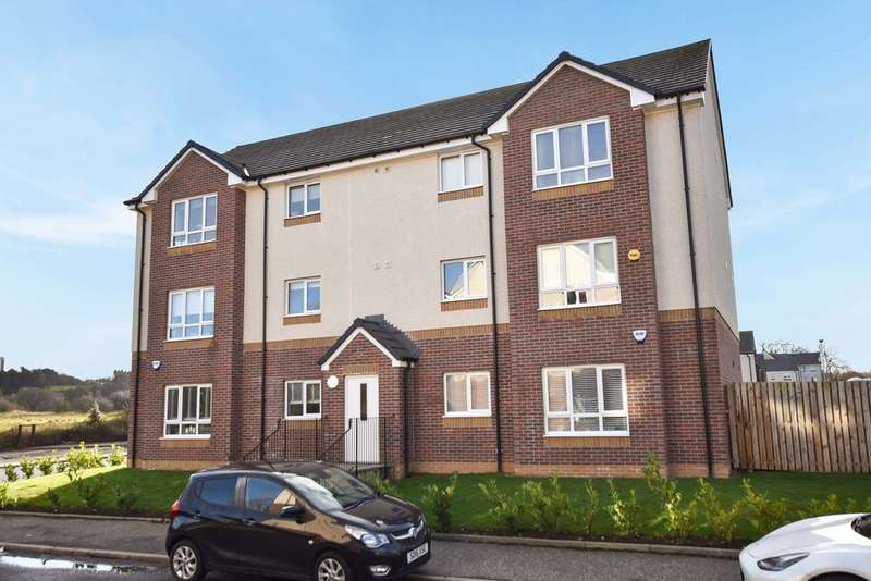 2 Bedrooms Flat for sale in National Drive, Pollokshaws