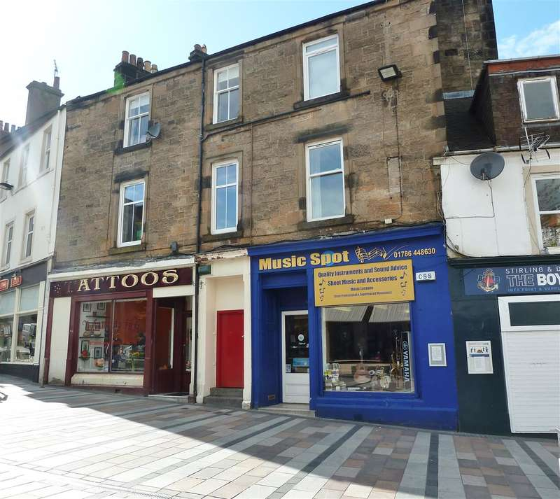 1 Bedroom Apartment Flat for rent in Friars Street, Stirling