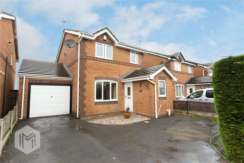 4 Bedrooms Detached House for sale in Bolton Road, Bamfurlong, Wigan, Greater Manchester, WN2