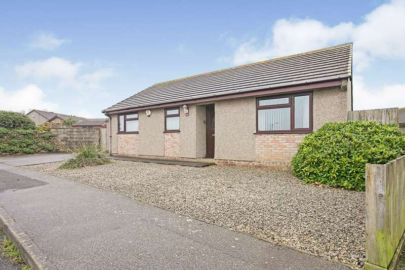 3 Bedrooms Detached Bungalow for sale in Huntersfield, Tolvaddon, Camborne, Cornwall, TR14