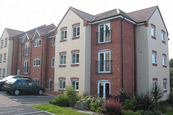2 Bedrooms Flat for rent in 24 Millstone Court, Stone, ST15 8AY