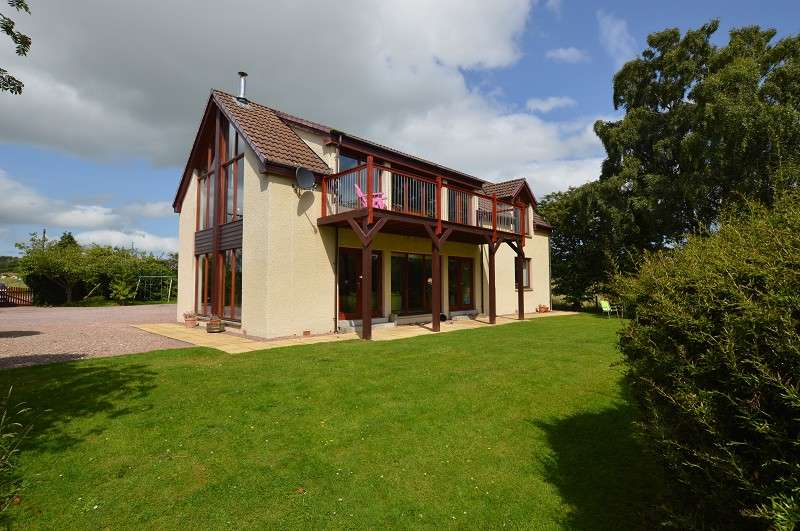 4 Bedrooms Detached House for sale in Luskentyre House Drynie Park, Muir Of Ord, IV6 7RP