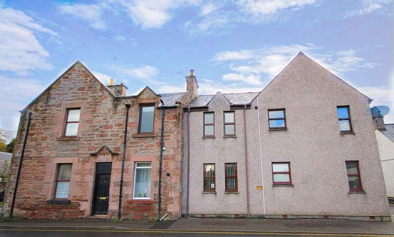 2 Bedrooms Terraced House for sale in 73 Haugh Road, Haugh, Inverness, IV2 4SJ