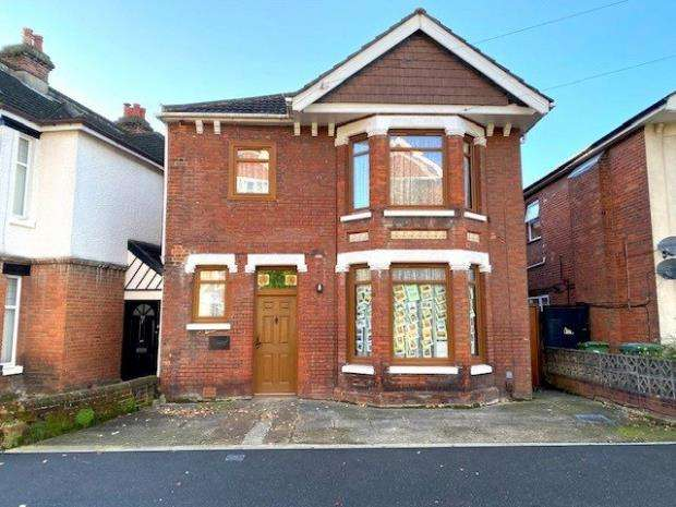 4 Bedrooms Detached House for sale in Devonshire Road, Southampton, Hampshire