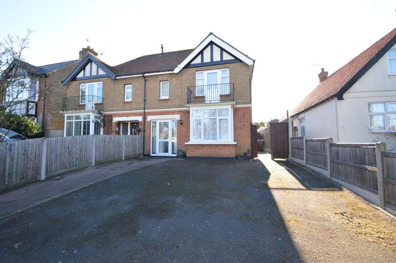 3 Bedrooms Semi Detached House for rent in Sutton Road, Maidstone
