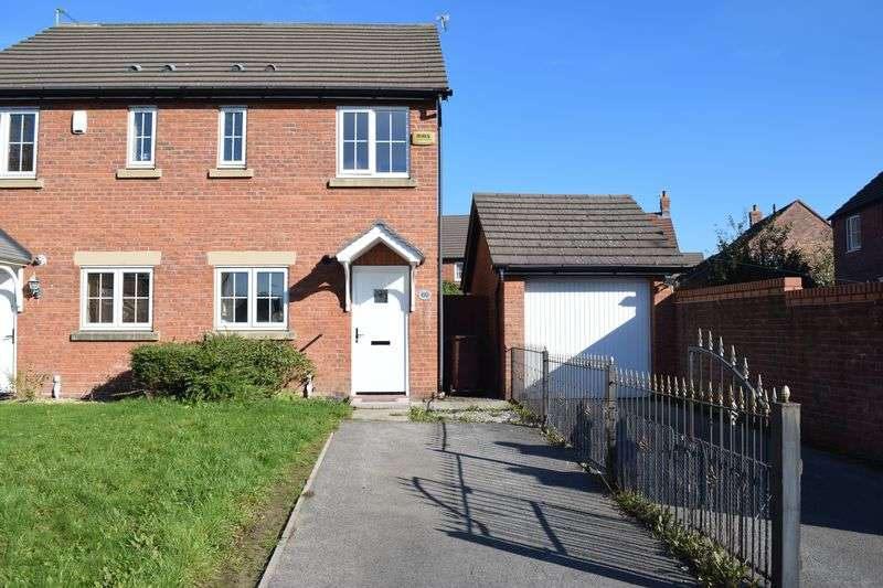 2 Bedrooms Property for rent in Yoxall Drive, Kirkby