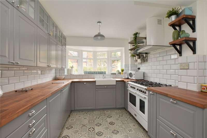 4 Bedrooms End Of Terrace House for sale in Lower Camden, Chislehurst, BR7