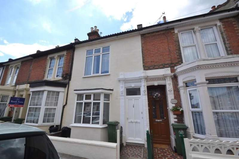 4 Bedrooms Terraced House for sale in Fawcett Road, Southsea, PO4