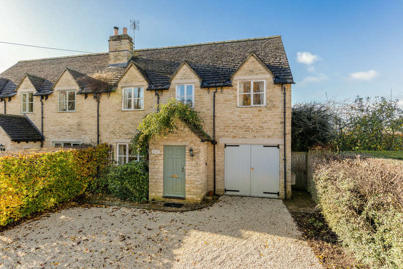4 Bedrooms Semi Detached House for sale in Tetbury Upton, Tetbury