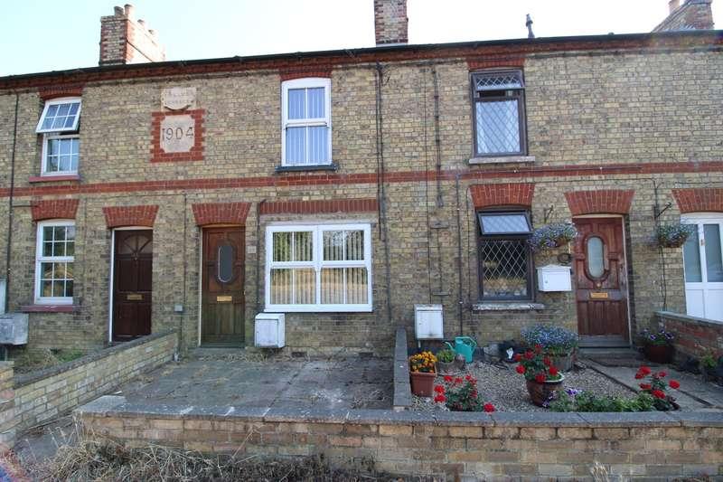 3 Bedrooms Terraced House for sale in Blunham Road, Moggerhanger, MK44