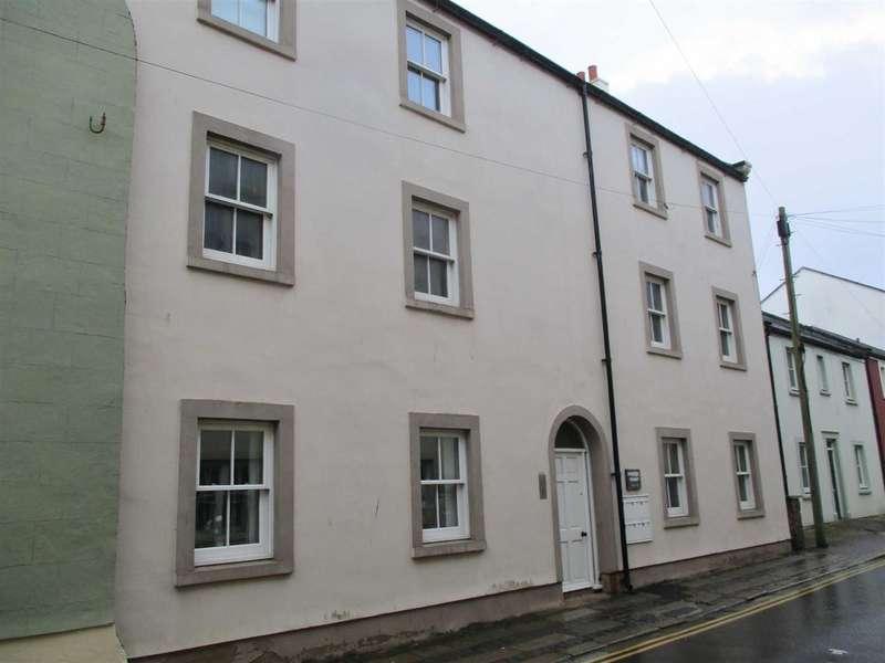 1 Bedroom Flat for rent in Howgill Court, Howgill Street, Whitehaven