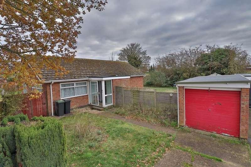 3 Bedrooms Detached Bungalow for sale in Woodfields, Stradbroke