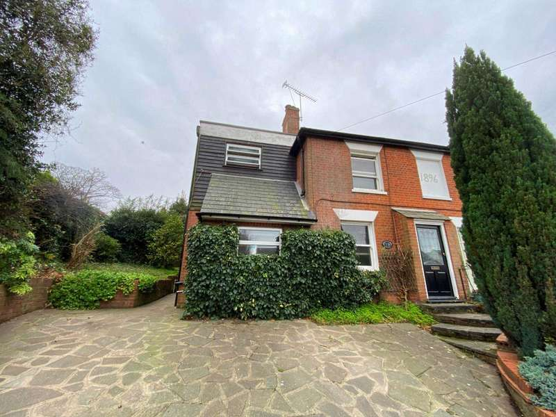 3 Bedrooms Semi Detached House for sale in Western Road, Billericay