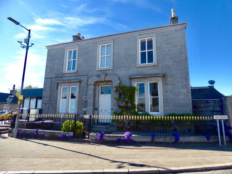 6 Bedrooms Detached House for sale in Bank House & Former Bank Premises, John Street, Dalbeattie, Dumfries and Galloway, DG5 4AL