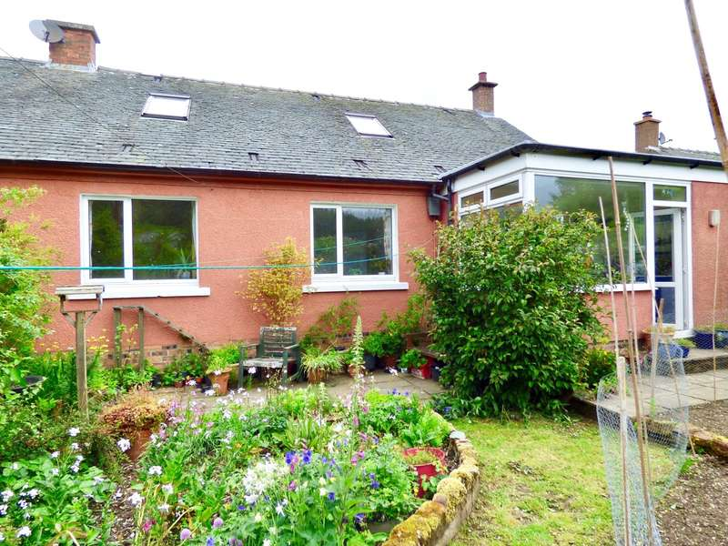 3 Bedrooms Semi Detached Bungalow for sale in Ryehill Park, Eskdalemuir, Langholm, DG13 0QF