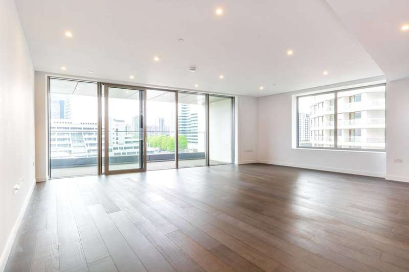 3 Bedrooms Flat for sale in Park Drive, Canary Wharf, E14