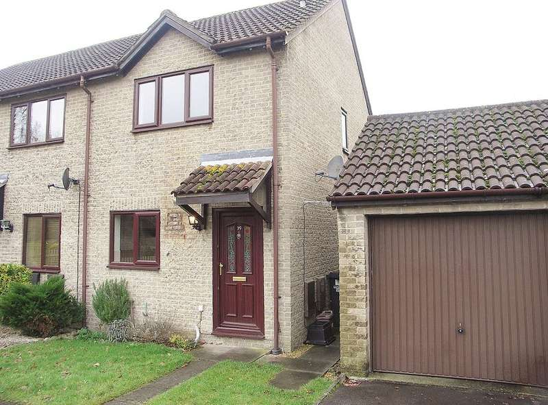 2 Bedrooms End Of Terrace House for rent in Centaury Gardens, Horton Heath