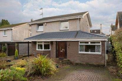 4 Bedrooms Detached House for sale in Brackenrig Crescent, Waterfoot, East Renfrewshire